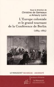 LEurope coloniale et le grand tournant de la Conférence de Berlin (1884-1885).pdf