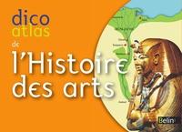 Christine de Langle - Dico atlas de l'Histoire des arts.