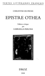 Christine de Pizan - Epistre Othea.