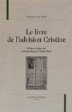 Christine de Pizan - Le livre de l'advision Cristine.