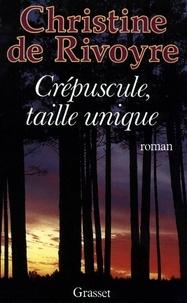Christine de Rivoyre - Crépuscule, taille unique.