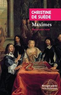 Maximes -  Christine de Suède |
