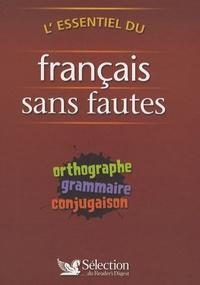 Openwetlab.it L'essentiel du français sans fautes - Orthographe, grammaire, conjugaison Image