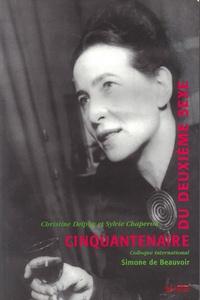 Christine Delphy et Sylvie Chaperon - Cinquantenaire du Deuxième Sexe.