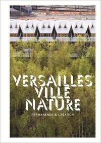 Christine Desmoulins - Versailles ville nature - Permanence & création.