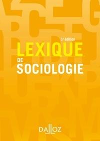 Christine Dollo et Jean-Renaud Lambert - Lexique de sociologie.