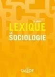 Christine Dollo et Yves Alpe - Lexique de sociologie.