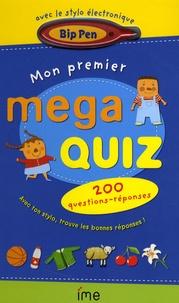 Christine Donnier - Mon premier mega quiz - 200 questions-réponses.