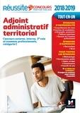 Christine Drapp et Bruno Rapatout - Adjoint administratif territorial - Concours externe, interne et examens professionnels Catégorie C.