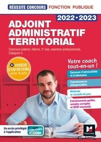 Christine Drapp et Bruno Rapatout - Adjoint administratif territorial - Concours externe, interne et examens professionnels, Catégorie C.