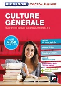 Christine Drapp et Marianne Fougère - Culture générale - Tous concours - Préparation complète.