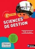 Christine Drezet et Nicolas Duprey - Sciences de gestion 1re STMG.