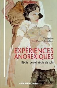 Lemememonde.fr Expériences anorexiques - Récits de soi, récits de soins Image