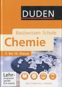 Deedr.fr Chemie Basiswissen Schule - 5. bis 10. Klasse Image