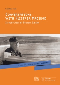 Christine Evain - Conversations with Alistair MacLeod.