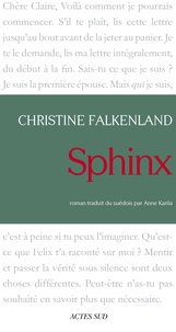 Christine Falkenland - Sphinx.