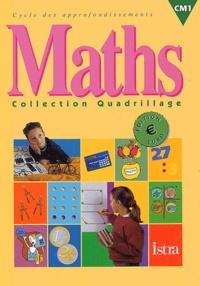 Christine Faux et Jean Hanry - Maths CM1.