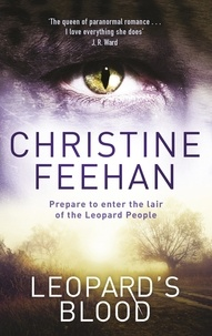 Christine Feehan - Leopard's Blood.