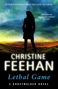Christine Feehan - Lethal Game - 'The queen of paranormal romance'.