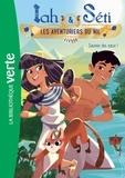 Christine Féret-Fleury et Madeleine Féret-Fleury - Iah & Séti - Les aventuriers du Nil Tome 1 : Sauvée des eaux !.
