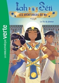 Iah & Séti - Les aventuriers du Nil Tome 5.pdf