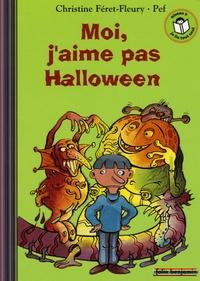 Galabria.be Moi, j'aime pas Halloween Image