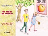 Christine Féret-Fleury - Un panier de pommes.