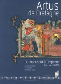 Openwetlab.it Artus de Bretagne - Du manuscrit à l'imprimé (XIVe-XIXe siècles) Image