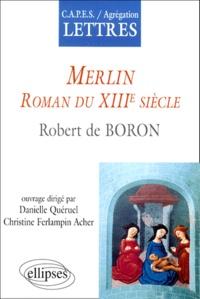 Merlin, Roman du XIIIe siècle de Robert de Boron.pdf