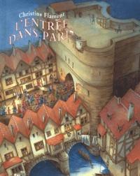 Christine Flament - L'entrée dans Paris.