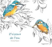 Christine Flament - Z'oiseaux de l'eau.