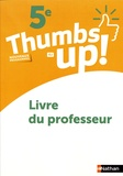 Christine Garcia - Thumbs up! 5e A2 - Livre du professeur.
