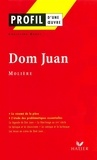 Christine Geray - Profil - Molière : Dom Juan - Analyse littéraire de l'oeuvre.
