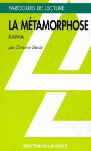 """Christine Gorce - """"La métamorphose"""", Kafka."""