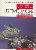 Christine Guillaume et Jean-Louis Coudrot - Les temps anciens - Tome 1, De la pierre au feu.
