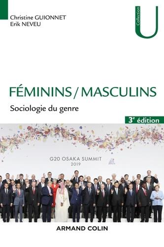 Féminins / masculins. Sociologie du genre 3e édition