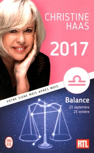 Balance- Du 23 septembre au 23 octobre - Christine Haas |