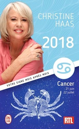 Cancer. Du 21 juin au 22 juillet  Edition 2018