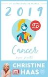 Christine Haas - Cancer - Du 21 juin au 23 juillet.