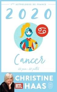 Christine Haas - Cancer - Du 22 juin au 22 juillet.