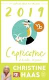 Christine Haas - Capricorne - Du 21 décembre au 20 janvier.