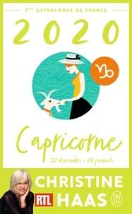 Christine Haas - Capricorne - Du 22 décembre au 20 janvier.