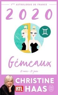 Christine Haas - Gémeaux - Du 21 mai au 21 juin.