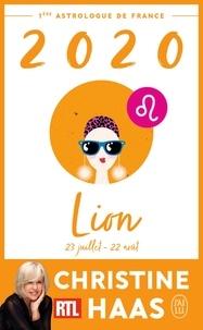 Christine Haas - Lion - Du 23 juillet au 22 août.