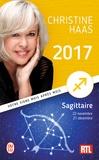 Christine Haas - Sagittaire - Du 22 novembre au 21 décembre.