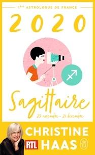 Christine Haas - Sagittaire - Du 23 novembre au 21 décembre.