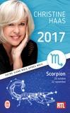 Christine Haas - Scorpion - Du 23 octobre au 22 novembre.