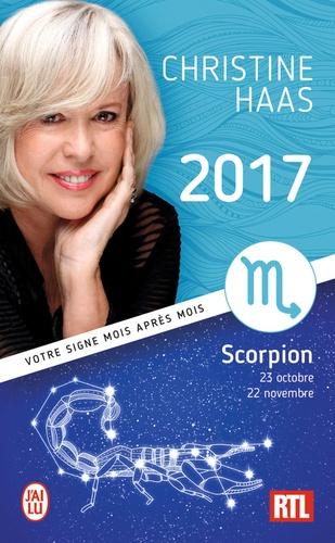 Scorpion. Du 23 octobre au 22 novembre  Edition 2017