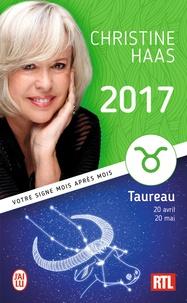 Christine Haas - Taureau - Du 20 avril au 20 mai.