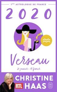 Christine Haas - Verseau - Du 21 janvier au 19 février.
